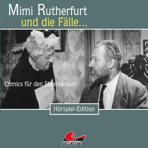 Folge 38: Comics für den Staatsanwalt von Mimi Rutherfurt