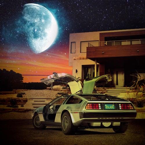 DeLorean by B.Slade