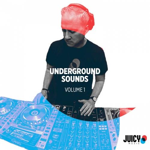Underground Sounds, Vol .1 - EP von Robbie Rivera