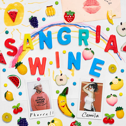 Sangria Wine di Pharrell Williams x Camila Cabello