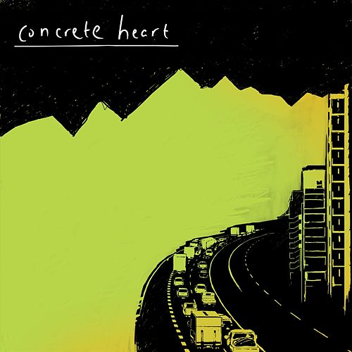 Concrete Heart by Tina Boonstra