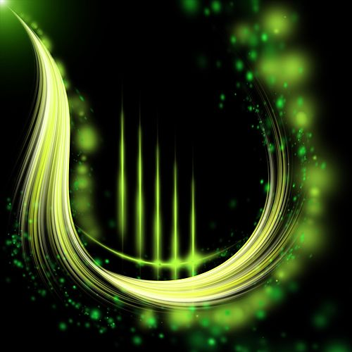 Therapeutic Harp Music for the Body and Spirit by Naneaster Hall