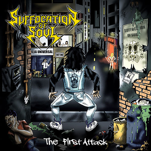 The First Attack de Suffocation Of Soul