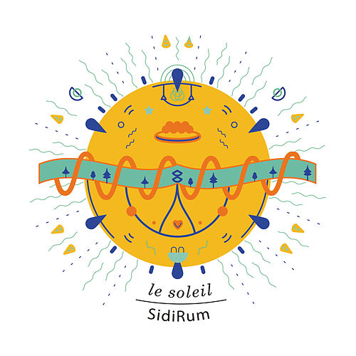 Le Soleil Remixes by SidiRum