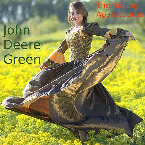 John Deere Green by The Roving Apatosaurus