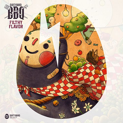 Dirtybird BBQ: Filthy Flavor - EP by Various Artists