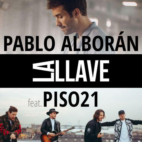 La llave (feat. Piso 21) de Pablo Alborán
