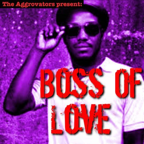Boss of Love de Delroy Wilson