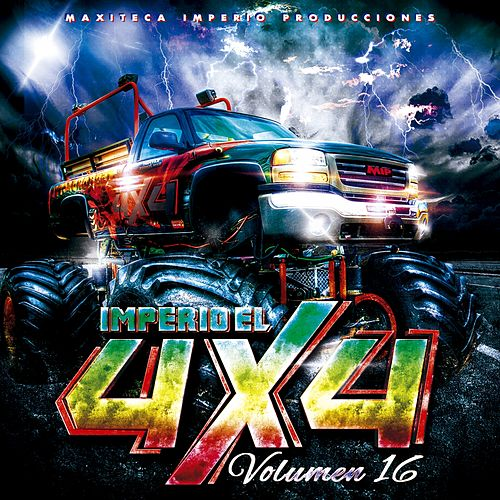 Imperio el 4x4, Vol. 16 von Various Artists