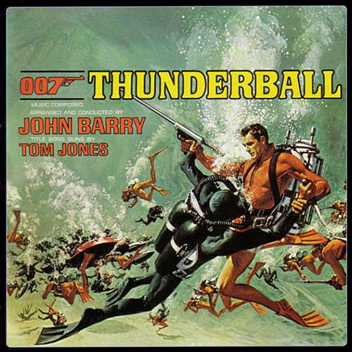 Thunderball von John Barry
