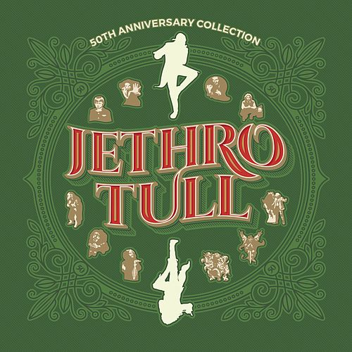 50th Anniversary Collection von Jethro Tull