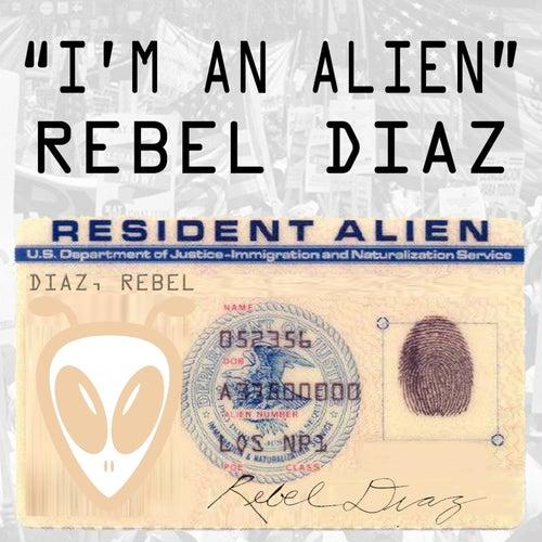 I'm an Alien de Rebel Diaz