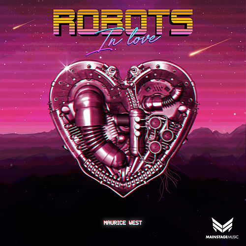 Robots In Love by Maurice West