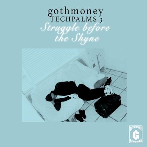 Goth Money Tech Palms 3 : Struggle Before the Shyne de Various Artists