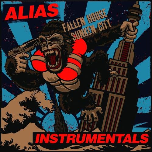 Fallen House Sunken City (Instrumentals) de Alias