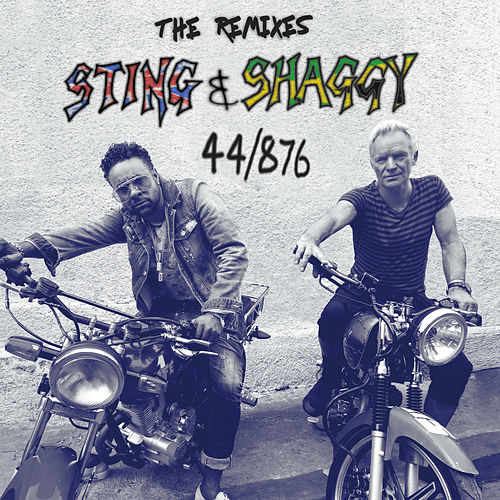 44/876 (The Remixes) von Sting