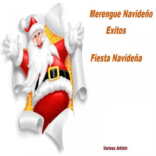 Merengue Navideño Éxitos fiesta navideña de Various Artists