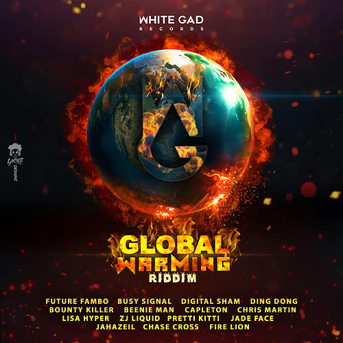 Global Warming Riddim by Various Artists