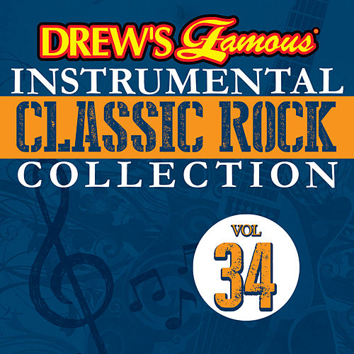 Drew's Famous Instrumental Classic Rock Collection (Vol. 34) by Victory