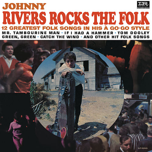Rocks The Folk de Johnny Rivers