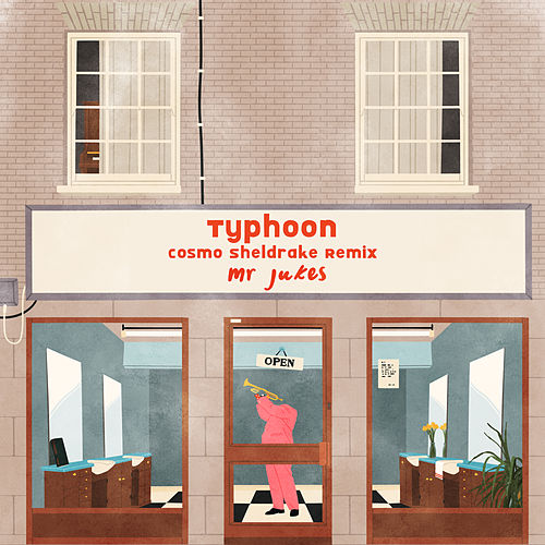 Typhoon (Cosmo Sheldrake Remix) by Mr Jukes