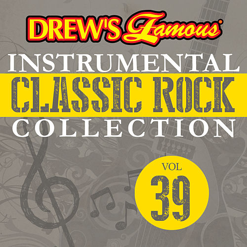 Drew's Famous Instrumental Classic Rock Collection (Vol. 39) de Victory