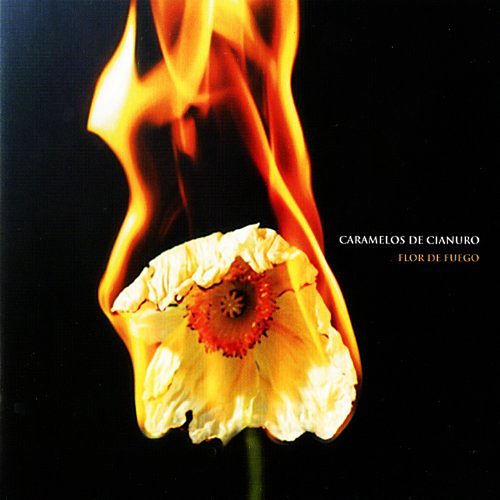 Flor De Fuego de Caramelos de Cianuro
