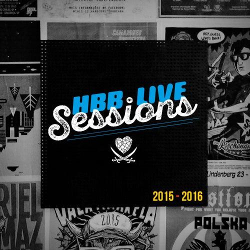 Hbb Live Sessions, 2015 - 2016 de Various Artists