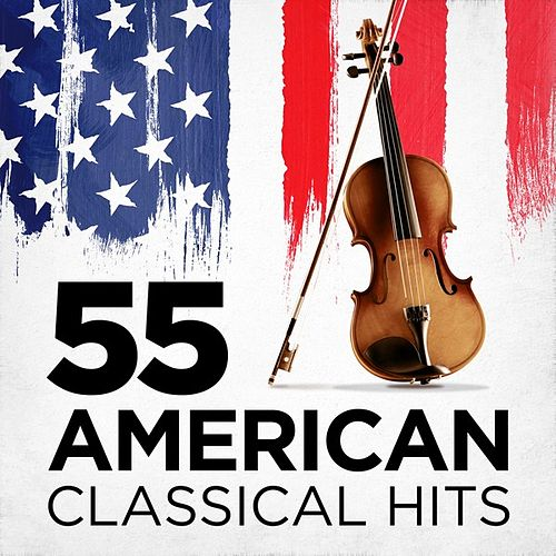 55 American Classical Hits de Various Artists