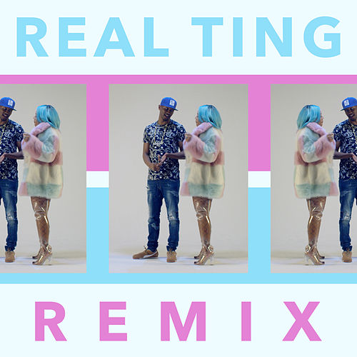 Real Ting (Remix) by Stefflon Don