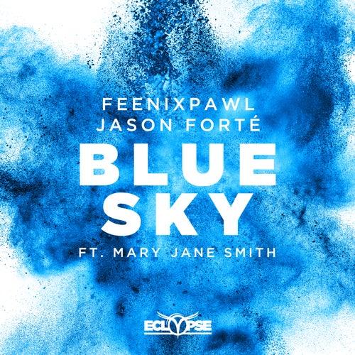 Blue Sky by Feenixpawl