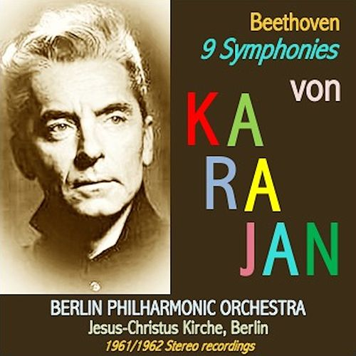 Beethoven · The Nine Symphonies von Various Artists