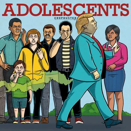 Cropduster de Adolescents