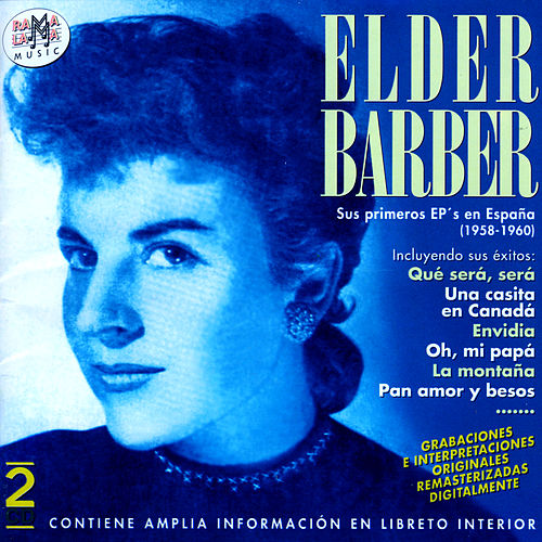 Elder Barber. Sus Primeros EP's En España (1958-1960) de Elder Barber