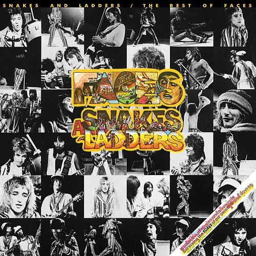 Snakes And Ladders: The Best Of Faces von Faces