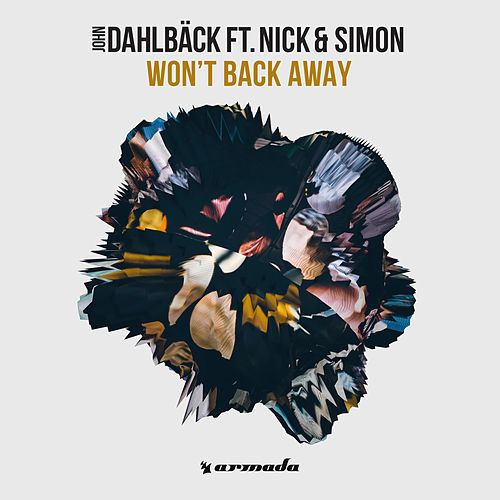 Won't Back Away de John Dahlbäck