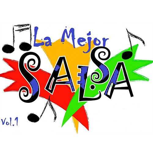La Mejor Salsa Vol.1 by Various Artists