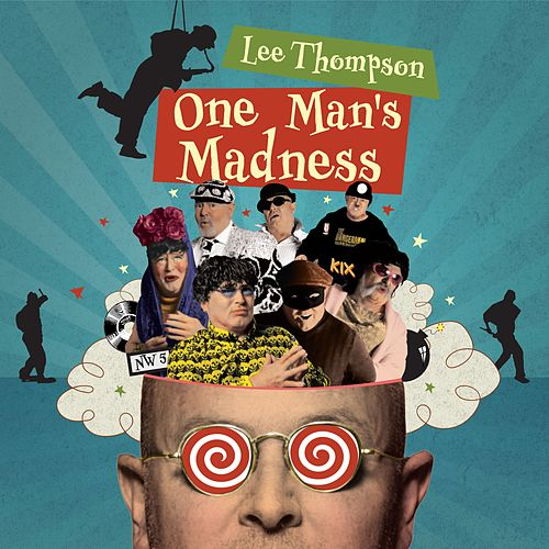 Lee Thompson: One Man's Madness (Original Motion Picture Soundtrack) von Various Artists