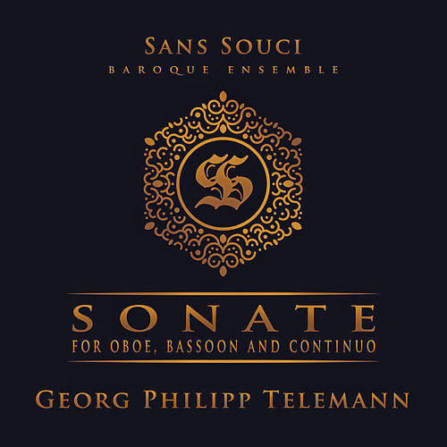 Sonate for Oboe, Bassoon and Continuo - Georg Philipp Telemann (1681 - 1767) di Sans Souci Baroque Ensemble