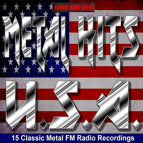 FM Radio Heavy Metal Hits USA de Various Artists
