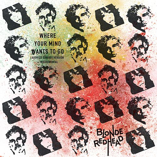 Where Your Mind Wants To Go de Blonde Redhead
