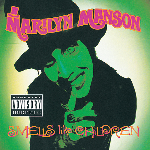 Smells Like Children by Marilyn Manson
