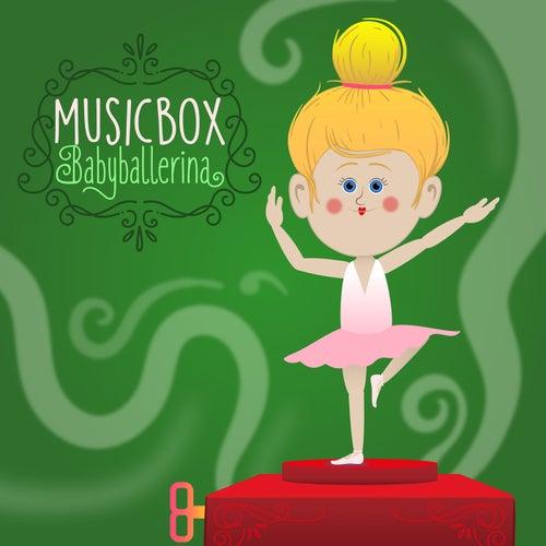 Bebê Bailarina de Caixa De Música Bebê Bailarina