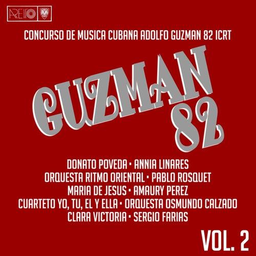 Concurso de Música Cubana 'Adolfo Guzmán' 82, Vol. II (Remasterizado) by Various Artists
