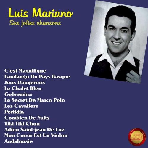 Ses jolies chansons von Luis Mariano