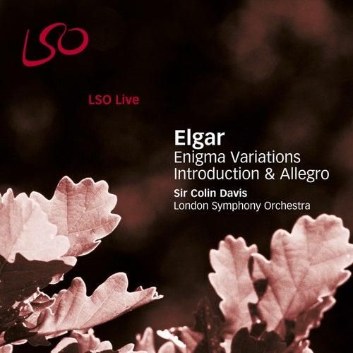 Elgar: Enigma Variations, Introduction & Allegro by Sir Colin Davis