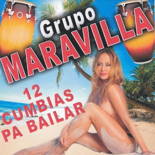 12 Cumbias Pa Bailar de Grupo Maravilla