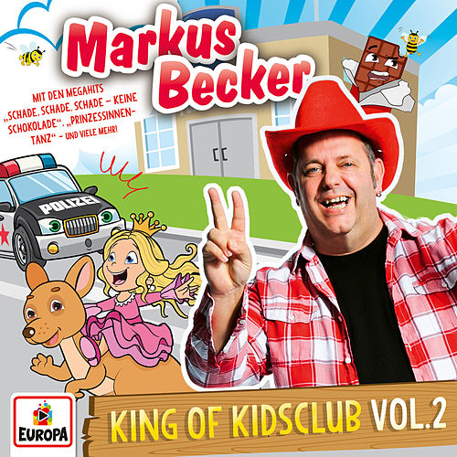 King of Kidsclub, Vol. 2 von Markus Becker