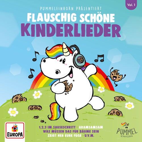 Pummeleinhorn präsentiert flauschig schöne Kinderlieder by Lena, Felix & die Kita-Kids