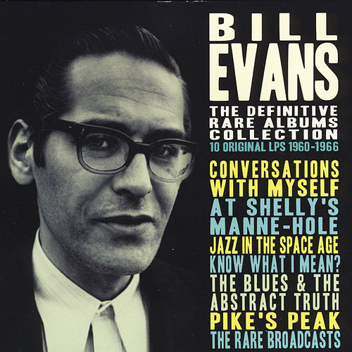 The Definitive Rare Albums Collection by Bill Evans